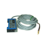 FX3/0P-0A Photo-Electric Switch  Amp. For Optical Fibre, Cable 2m DC NO/NC PNP, Adjustable For Use With Fibre Type CF/CV