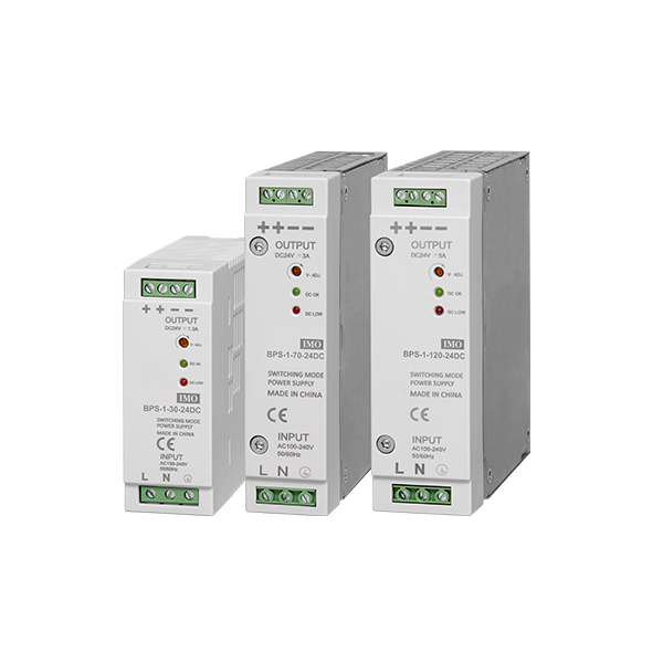 Single Phase Input <br> Din Rail Mounted